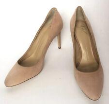Giuseppe Zanotti Women Shoes Size 39 Nude Suede Classic Heels