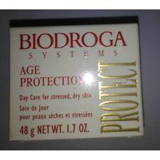 Biodroga Âge Protection Journée Soin pour a souligné, peau sèche 50 ml. Femme