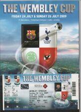 Tottenham Hotspur Home Teams S-Z Football Programmes with Match Ticket