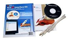 Scalex Interface Kit for XLU2 and XLU3 Planwheel - Ready Connect Software for PC