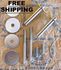Honda Cub C50 C65 C70 C70K1 Legshield Screws Mounting Spacers Kit  FREE SHIPPING