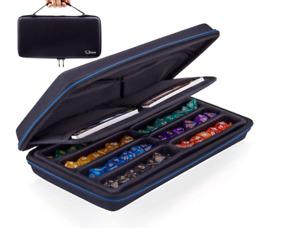 Dice Case DND Dice Box Dice Storage Case Dice Organizer Holder