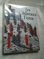 """""""LES CHATEAUX-FORTS EN FRANCE"""" F. ENAUD (1958) FORTERESSE / FORTIFICATION"""