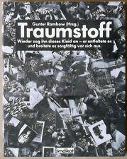 Gunter RAMBOW. Traumstoff. Syndikat, 1986. E.O.