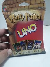 Harry Potter UNO Playing Cards Year 2000