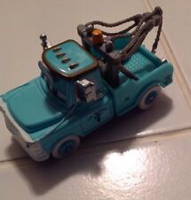 Disney Pixar Cars Toon Mint Loose Dr Mater Tow Truck Diecast