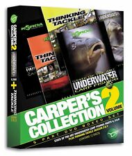 Korda Carpers Collection Volume 2 Complet Coffret DVD 12 disques 24 H