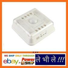 E18W Wireless Infrared 8 LED PIR Motion Sensor Night Light Lamp Battery Operated