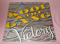 "12"" Maxi - Kool & The Gang ‎– Victory,VG+,Metronome 888 074-1 	Germany 	1986"