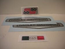 Harley-Davidson Aermacchi 1967 to 1969 SS 250 & 350 Complete Decal Set