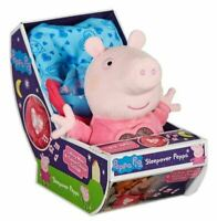 Peppa Pig 06926 Lullaby Colour Change Plush Toy