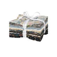 Kaufman, Moonlight Garden Multi, Fat Quarters, 15pc, Quilt Fabric, FQ-1594-15
