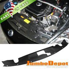 US Carbon Fiber Radiator Diffuser Cooling Shroud Plate Fit NISSAN 350Z 2003-2009