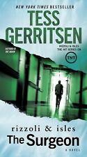 The Surgeon: A Rizzoli & Isles Novel , Gerritsen, Tess