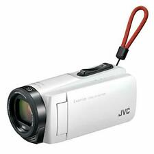 JVC Video Camera Everio Shock & Low temperature Resistance 32GB White GZ-F270