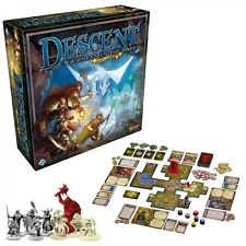 New Descent Journeys in the Dark 2nd Edition FFG Board Games