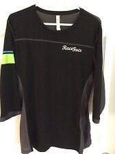 Race Face Cycling Jersey, 3/4 sleeve, Size xl, unisex