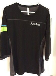 Race Face Cycling Jersey, 3/4 sleeve, Size xl, unisex