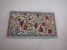 """2""""x3"""" #14  Heidi Ott Dollhouse Miniature Rug 1:12 Scale Woven Rug Floor Carpet"""