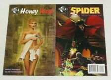 Phases of the Moon #1-2 VF/NM complete series - kolchak  domino lady  honey west