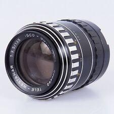 # ISCO Gottingen 135mm f3.5 lens for Exakta Tele Westanar (#125)