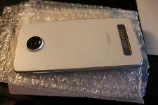 Motorola Moto Z4 - 128GB - Frost White (Unlocked)