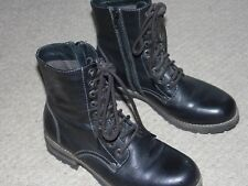 LADIES VAGABOND LACE UP BOOTS DOC MARTENS STYLE UK SIZE 5 EURO 37 VGC