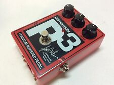 Joel Weaver Distortion pedal by P3 DC Voltage. Full Metal Jacket Circuit.