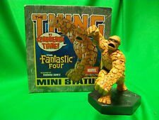 BOWEN DESIGNS THE THING MINI STATUE FANTASTIC FOUR MARVEL Limited 3466/4000