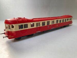 DUT DUT HO AUTORAIL DECAUVILLE SNCF XABDP 52008 TOIT ROUGE SANS BOITE