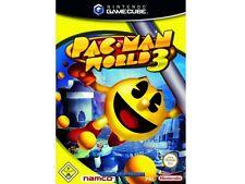 # pac-man world 3 (allemand) Nintendo GameCube/GC jeu-top #