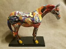 The Trail Of Painted Ponies Route 66 Figurine 2E/0798~2004~Ellen Sokoloff