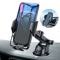 Car Air Vent Mount Cradle Holder Stand Rotation Adjustable For Mobile Cell Phone