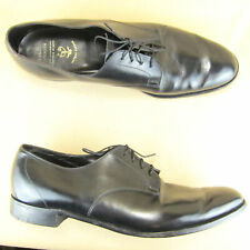 Brooks Brothers English Plain Toe Oxford England Derby US 10.5 EU 44 C Leather