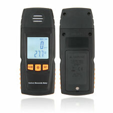 LCD  Digital Carbon Monoxide Handheld Meter CO Gas Tester Detector Meter AU