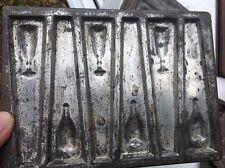 RARE ANCIEN MOULE CHOCOLAT MOULE A BISCUITS DE CHAMPAGNE