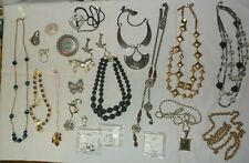 COSTUME Jewelry Lot  VTG & Misc  CHICO'S & Other NOT JUNK  EUC