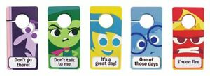 TOMY Pocket Money Toys Inside Out My Emotion Door Hangers 1 Pack New Genuine