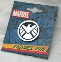 Marvel Comics Agents Of Shield Logo Enamel Pin New NOS MOC 2017 Lapel Hat
