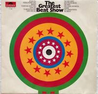"THE GREATEST BEAT SHOW ⚠️Unplayed⚠️1969-12""Club LP-Polyodor 77649-Germany"