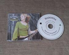 Madonna Impressive Instant CD single Unique cover Music Free Shipping