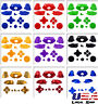Customized Full Button Mod R1L1R2L2 Trigger for Xbox One Controller Solid Chrome
