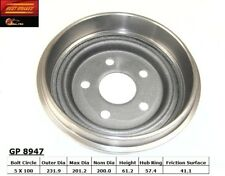 Brake Drum fits 1985-2001 Plymouth Sundance Neon Reliant  BEST BRAKES USA