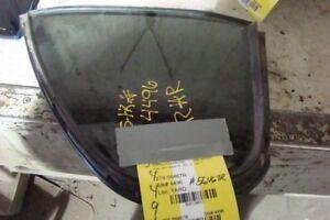 Passenger Right Rear Door Vent Glass Fits 95-99 MAXIMA 134011