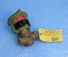 "Johnson Controls V3754-1007  3/4"" Valve with V-3000-1 Pneumatic Actuator"