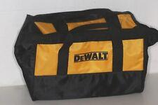 New 11 Inch Dewalt Nylon Wide Mouth Tool Bag