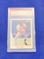 1990 Leaf Sammy Sosa Chicago White Sox RC #220 PSA 8 NM-MT Rookie Card