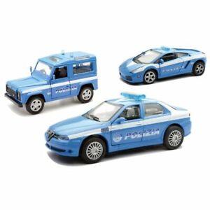 NEW RAY Auto Polizia 1:32