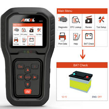 Auto Car Scanners ANCEL AD510 Automotive Fault OBD2 Code Reader Scanner Tool