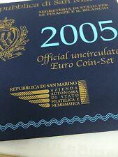 MONNAIE DIVISIONNAIRE SAINT MARIN 2005